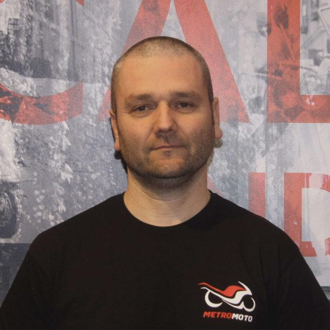 Valerio Uboldi - Meccanico