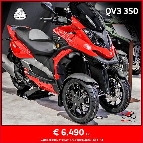 Promozione QV3500 Roma